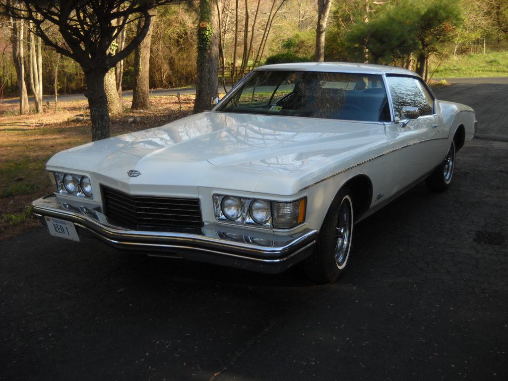1973 Buick Riviera Cville Classic Cars