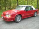 1988 Mustang GT Convertible