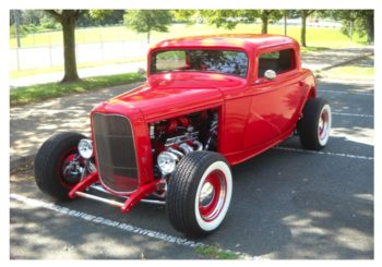 1932 Ford Deuce Coupe – Kit Car